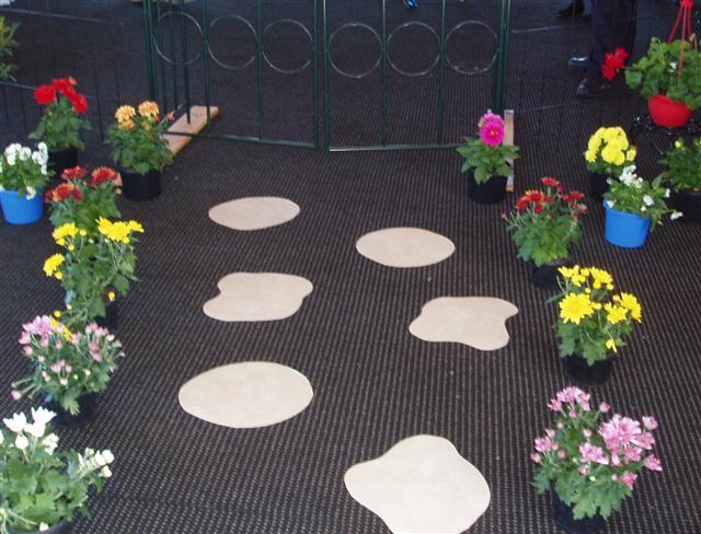 Garden scene (Small)