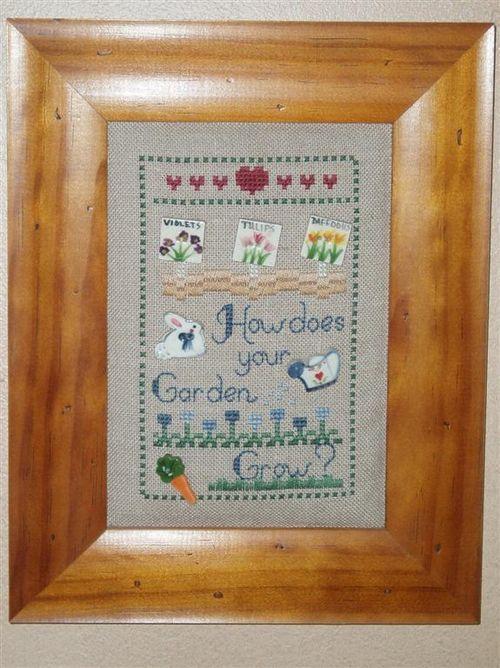 013 HOW DOES YOUR GARDEN GROW Alma Lynne design (Medium)